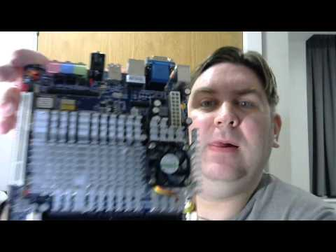 #22 - EPIA Project Part 1: Unboxing A New (old Stock) VIA EPIA Board, C7 CPU