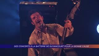 Yvelines | Des concerts à la Batterie de Guyancourt, pour la bonne cause