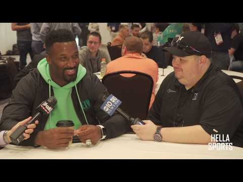 Super Bowl Champion James Jones On San Francisco 49ers, Kansas City Chiefs In Super Bowl LIV