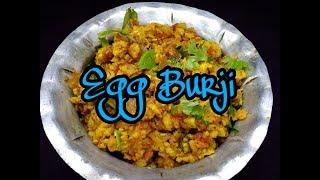 Egg Bhurji    Muttai Poriyal    Quick And Simple Recipe    How to Make Egg Bhurji