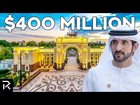How The Prince Of Dubai Spent $400 Million