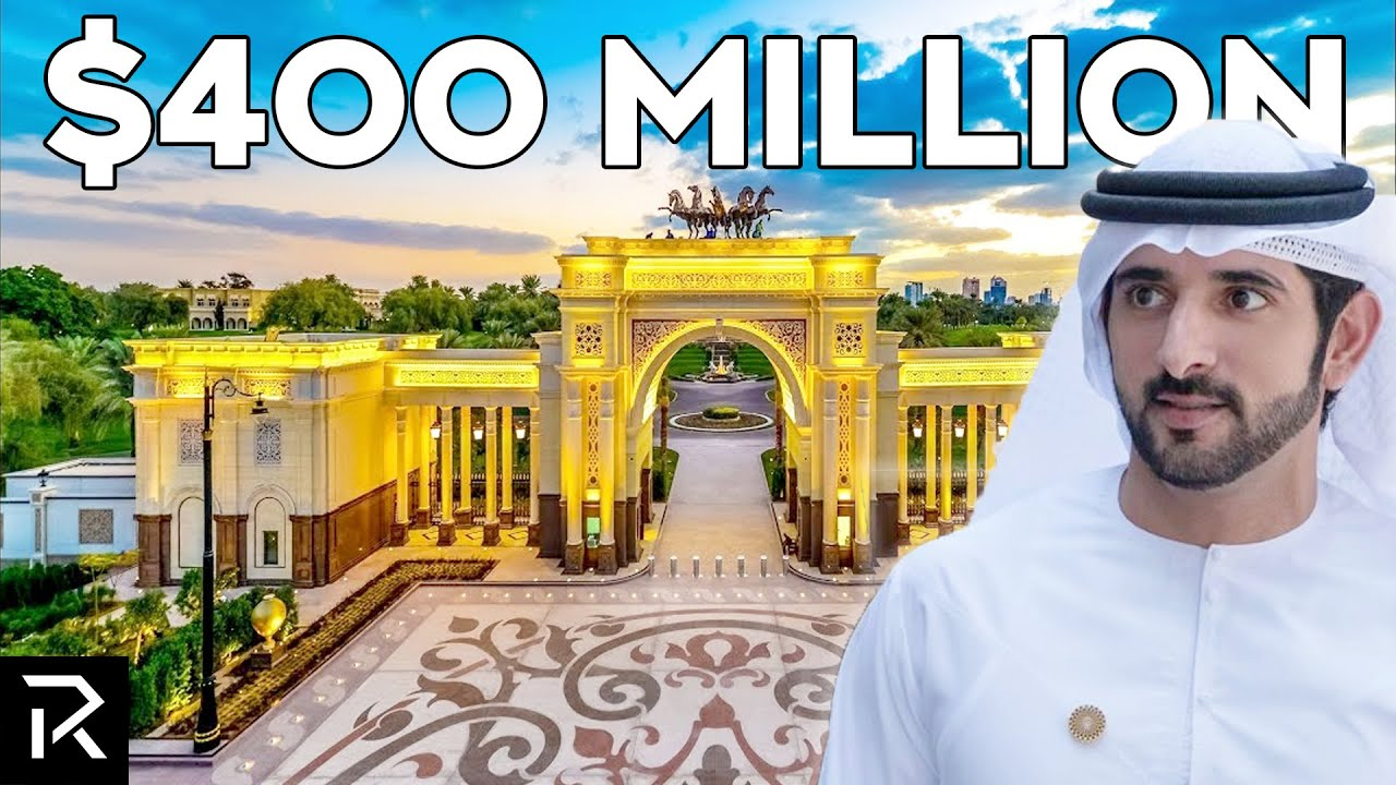 How The Prince Of Dubai Spent $400 Million