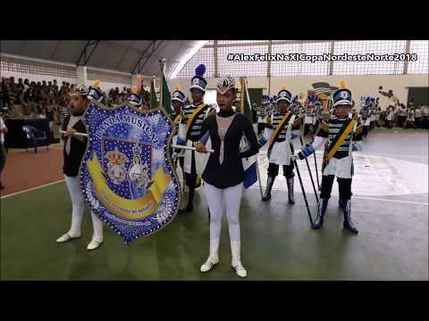 Entrada da Banda Musical Nossa Senhora do Rosário 2018 na XI Copa Nordeste Norte de Bandas