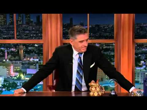 Craig Ferguson 2013 10 16 Robin Williams