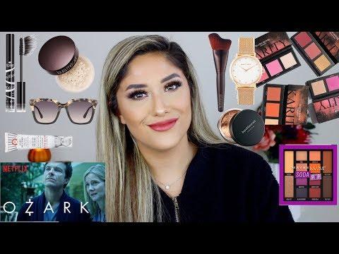 OCTOBER FAVORITES 2018 | Makeup, Fashion, Netflix thumbnail