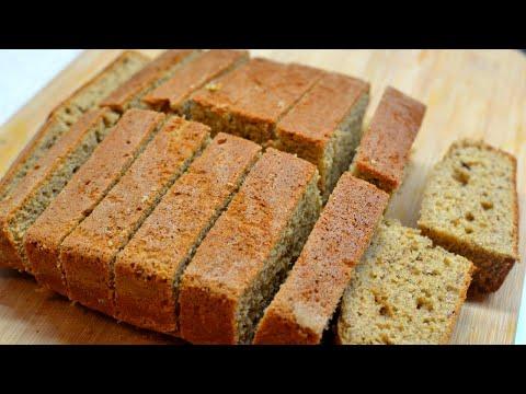 Banana Bread/Healthy Breakfast Recipe For Kids