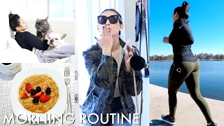 MORNING ROUTINE 2017 | BEAUTYYBIRD