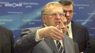 """Жириновский предложил называть президента РТ """"башкан"""" или """"хан"""""""
