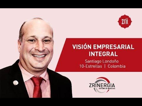AUDIO DEL MES DE NOVIEMBRE 2017 Santiago Londoño 10 Estrellas VISION EMPRESARIAL INTEGRAL