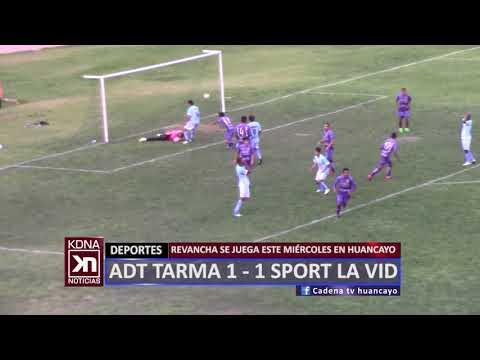 COPA PERÚ: ADT TARMA 1 - 1 SPORT LA VID