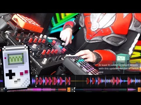 This Week in Chiptune - TWiC 197: Classic Chiptune Hardware (Gameboy, NES and Genesis)