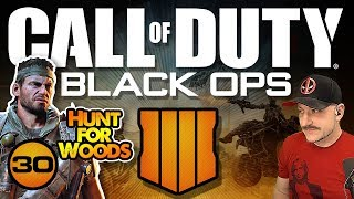 COD Black Ops 4 // GOT WOODS! Now Dempsey // PS4 Pro // Call of Duty Blackout Live Stream #30