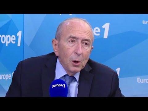 """Gérard Collomb : """"L'état d'urgence est par définition un état temporaire"""""""