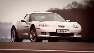 Corvette Z06 Review - Top Gear - BBC