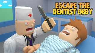 Play dentist games at Roblox