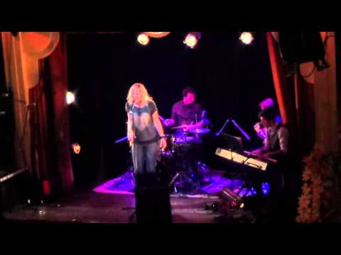 """Broadway Unplugged - Erin Kennedy """"They Just Keep Moving The Line"""""""
