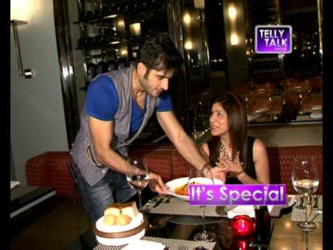 Karan Tacker Cooks A Special Meal For His Sister On Raksha