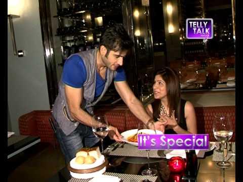 Karan Tacker cooks a special meal for his sister on Raksha