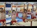Best Gymnastics Kids Strongest & Power - Future Olympians!!
