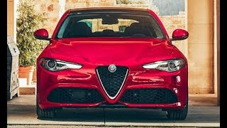 2018 Alfa Romeo Guilia Design Technology Features Performance Review