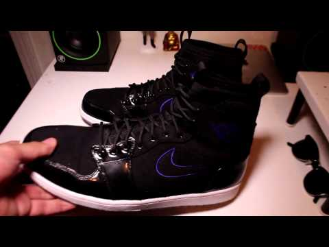 KDKicks #1 - Jordans Retro Ultra High 1 -''Space Jam'' On Feet and Review