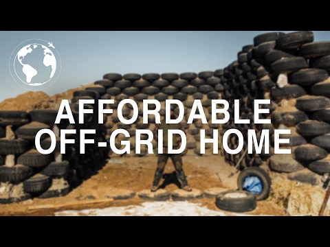 Want To Build An Off Grid Home For Less Than Try This