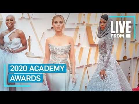 2020 Oscars Fashion Round-Up  E Red Carpet & Award Shows