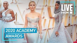 2020 Oscars Fashion Round-Up | E! Red Carpet & Award Shows