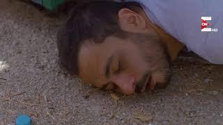 الدولي - عامل نظافة يكشتف جثة علي في صندوق للقمامة