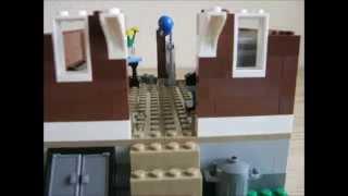 Lego 10218: Pet-shop -build In Stop-motion 1 Von 2