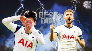 Heung-Min Son And Harry Kane Duo ● The Best Duo ● Goals And Assists