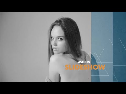 Fashion Slideshow After Effects Templates