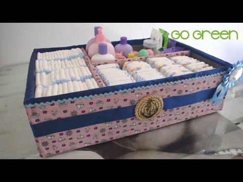 BABY ORGANIZER -  BABY ROOM DECOR