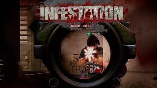 Полная зачистка CAMPOS CITY , читачки поджимают ッ Infestation The New Z