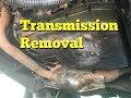 Transmission Removal F150