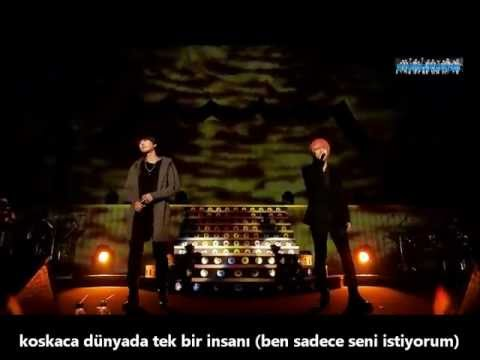Super junior Kry your eyes turkish sub