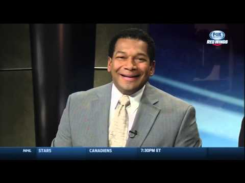 Red Wings Live Pregame - 1/27/15 vs. Florida Panthers