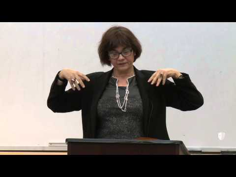 Provost Lecture - Catherine Malabou: From Sorrow to Indifference