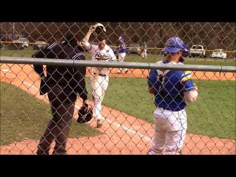 Penn State Altoona Baseball vs. Alfred State, 4-6-18