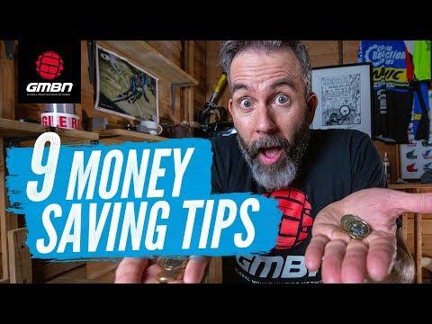 How To Save Money Mountain Biking!