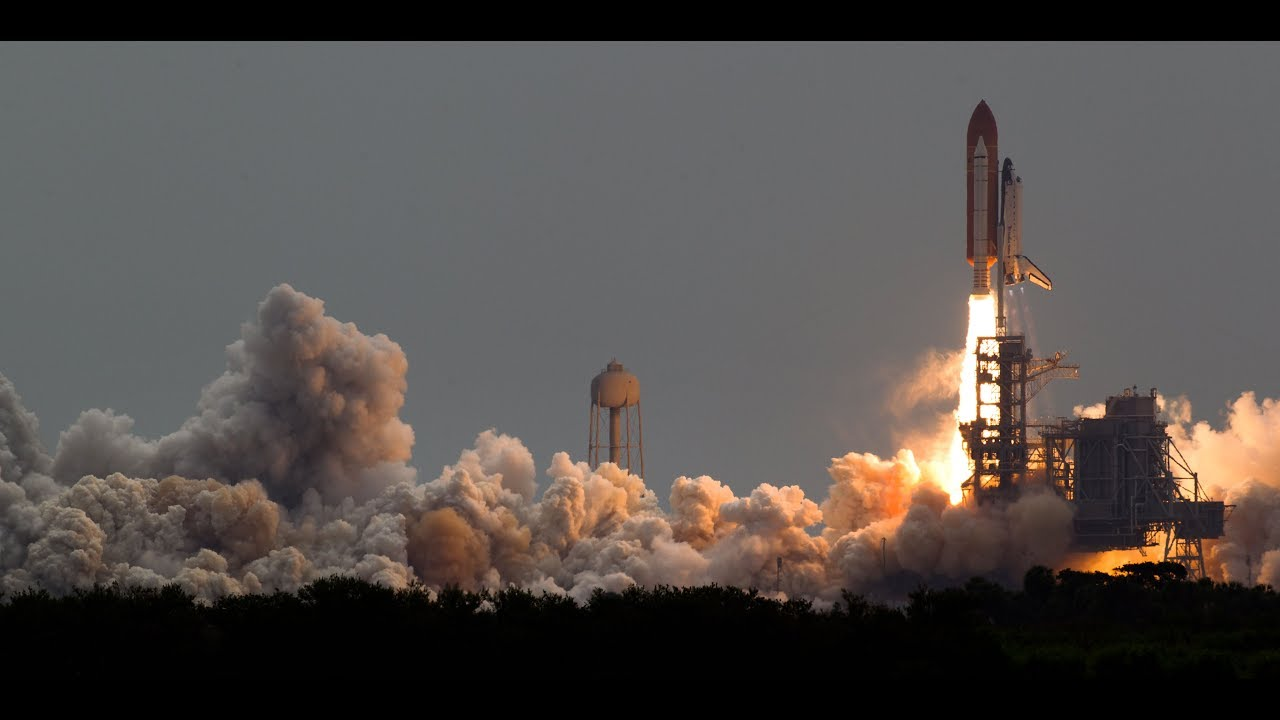 how many space shuttle missions were launched - photo #17