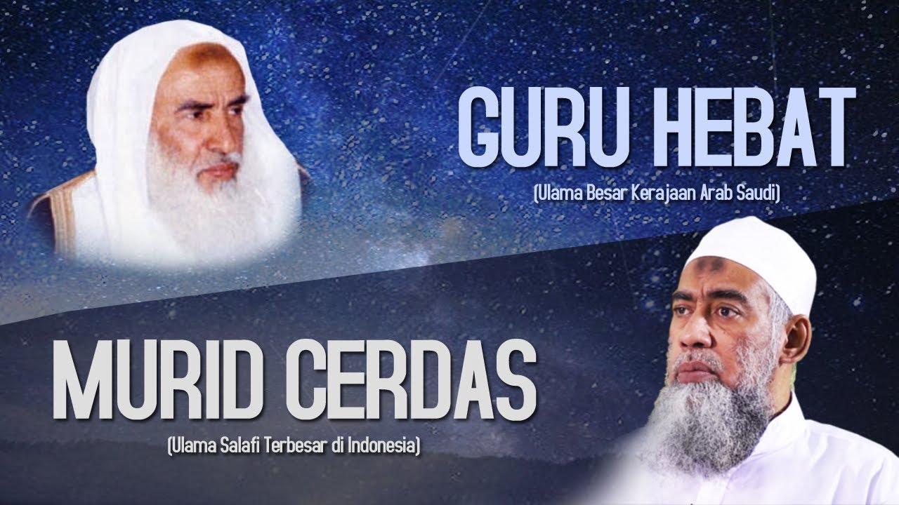 Siapa Sebenarnya Syaikh Utsaimin dan Ustadz Yazid Jawas?