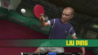 Rockstar Games Presents Table Tennis [Amateur Circuit] World Record