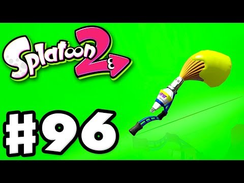 Inkbrush Nouveau! - Splatoon 2 - Gameplay Walkthrough Part 96 (Nintendo Switch) thumbnail