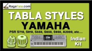 Bhari dunya mein - Yamaha Tabla Styles - Indian Kit - PSR S710 S910 S550 S650 S950 A2000 ect...