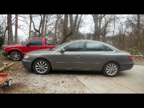 Research 2006                   HYUNDAI Azera pictures, prices and reviews