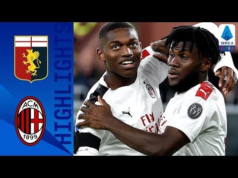 Genoa 1-2 Milan | Kessié penlaty seals victory! | Serie A