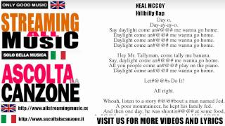 Neal McCoy - Hillbilly Rap (Lyrics / Testo)