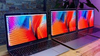 MacBook vs. MacBook Air vs. MacBook Pro (2018)