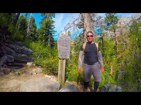 The Short Hike To Eagle Falls & Eagle Lake (Desolation Wilderness)